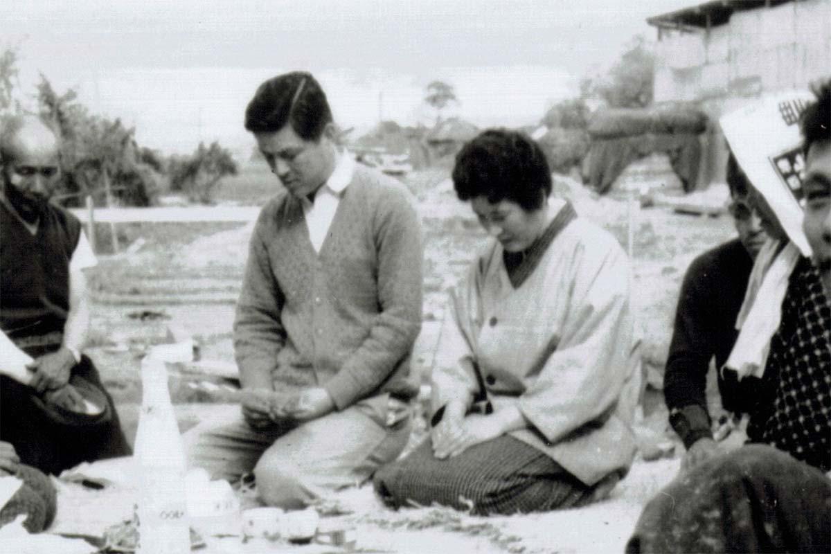 水町幸男・千枝子